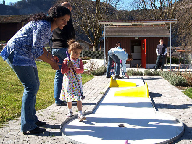 Family activities in Lungern, Switzerland - Tipp from Emma's Hotel B&B
